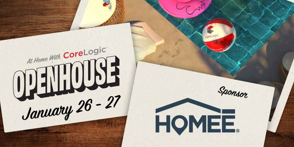 HOMEE To Present at CoreLogic Open House